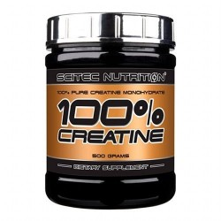 100% Creatine 500 g