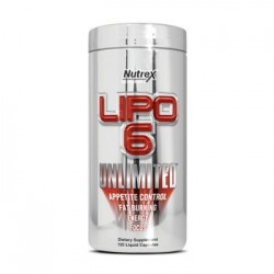 Lipo 6 Unlimited 120 caps