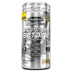 Platinum 100% Betaine 168 caps