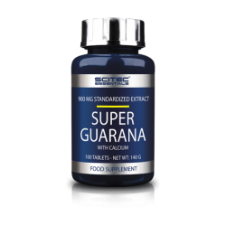 Super Guarana 100 tabs