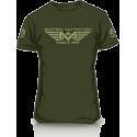 Camiseta Army Green Scitec Nutrition