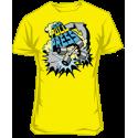 Camiseta Push Pull Presh Scitec Nutrition