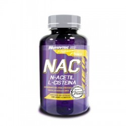 N-Acetil Cisteina 100 caps