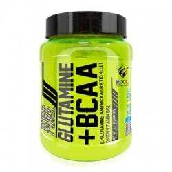 Pure Glutamina + BCAA´s 500 g