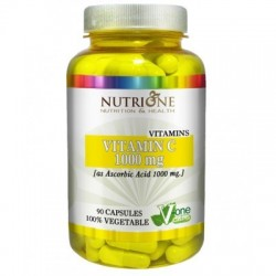 Vitamina C 1000 mg 100 Caps