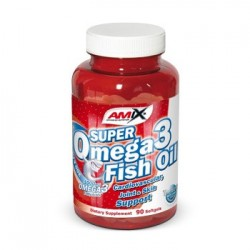 Super Omega-3 Fish Oil 90 softgels