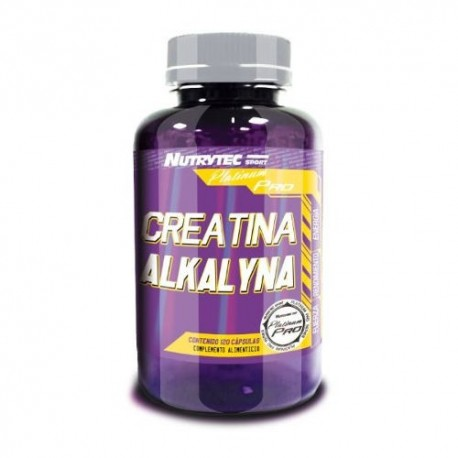 Creatina Alkalina 120 caps