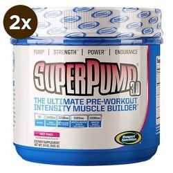 2 x SuperPump 3.0 36 servicios