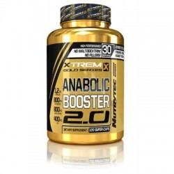 Anabolic Booster 120 Caps