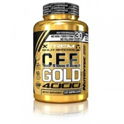 C.E.E Gold 120 Caps