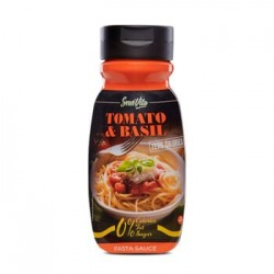 Salsa Tomato & Basil Servivita