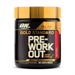 Pre-Workout Gold Standard 330g