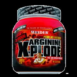Arginine X-Plode 500 g