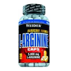 L-Arginine 5000 mg  100 cap