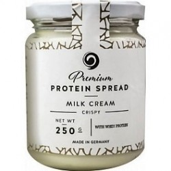 Protein Spread Milk Cream Crispy 250g