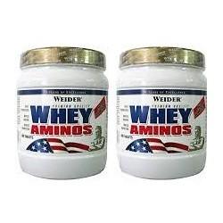 Whey Aminos 2 x 300 tab