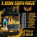 Lion Savage 400g