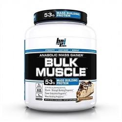 Bulk Muscle 2,6 kg