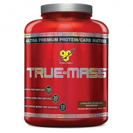 True-Mass 16 servicios