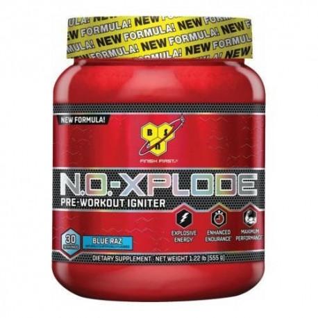 N.O.- XPLODE 3.0 50 servicios
