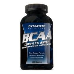BCAA Complex 2200 400 caps