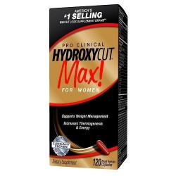 Hydroxycut Max! Advanced for Women 120 caps