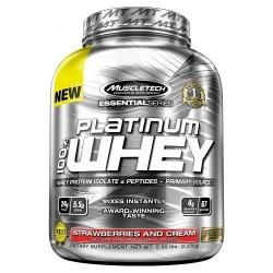 Platinum 100% Whey 2,2 Kg