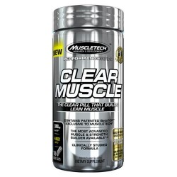 Clear Muscle Performance Series 168 caps