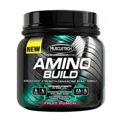 Amino Build Performance Series 30 servicios