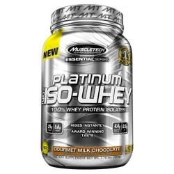 Platinum 100% ISO-Whey 807 g