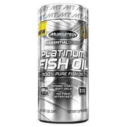 Platinum 100% Premium Fish Oil 100 caps