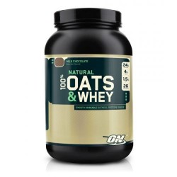Natural 100% Oats & Whey 1,360 Kg