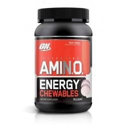 Amino Energy 75 masticables