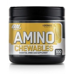Amino 100 masticables