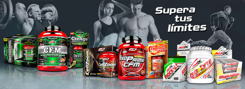 Suplementos deportivos Amix Nutrition baratos en Old School Nutrition