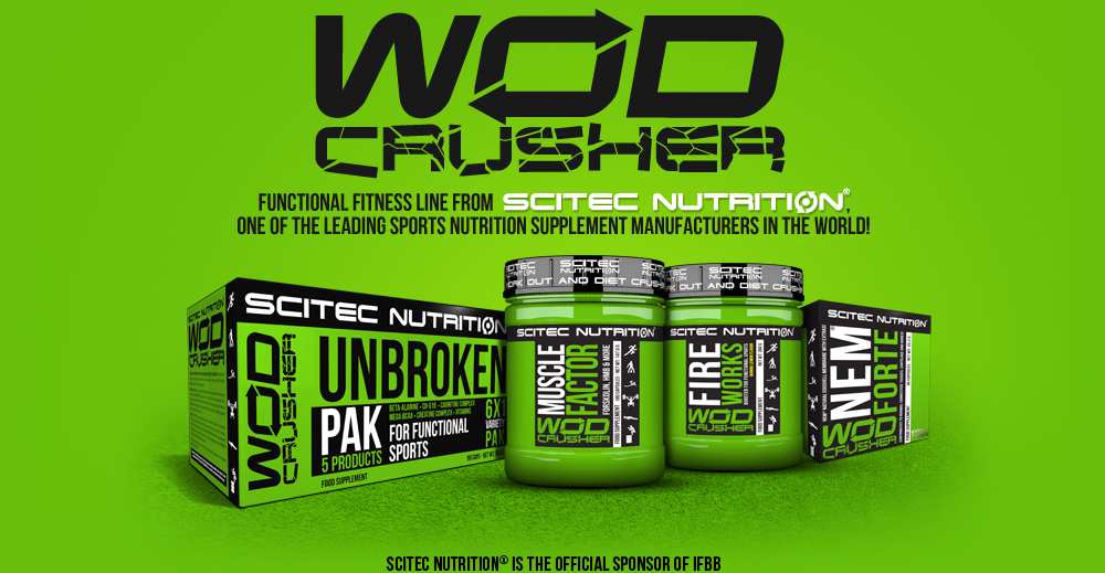 Wod Crusher Scitec