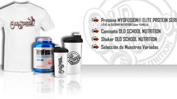 Ganador/a sorteo Proteína Myofusion