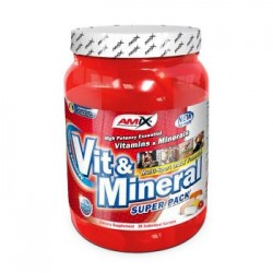 Vit & Mineral Super Pack 30 Packs