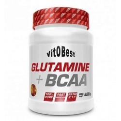 Glutamine + BCAA 1 kg