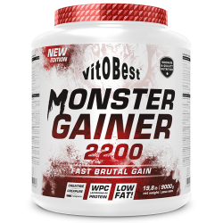Monster Gainer 2200 9 kg