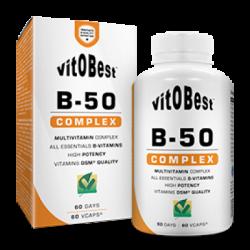 B-50 Complex 60 cápsulas