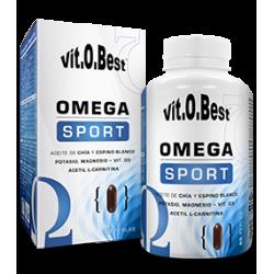 Omega Sport 60 perlas