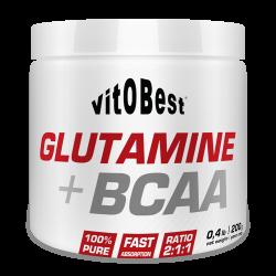 Glutamine + BCAA 200 g