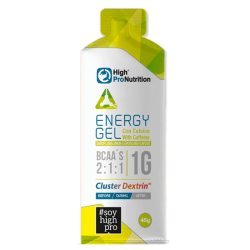 Energy Gel con Cafeina 45g