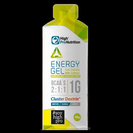 Energy Gel con Cafeina 45g