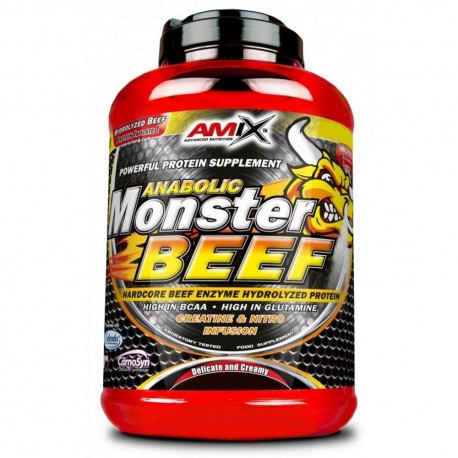 Beef Monster Protein 1 Kg