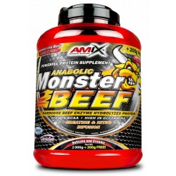 Beef Monster Protein 2 Kg + 200 g