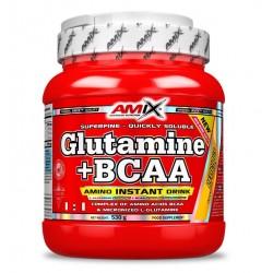 Glutamina + BCAA 530 g