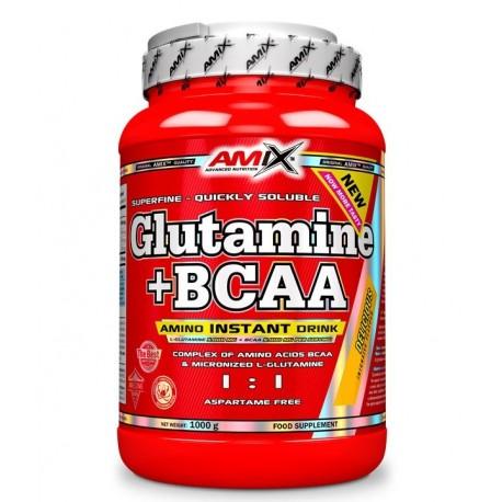 Glutamina + BCAA 1 kg