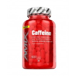 Caffeine + Taurine 90 caps